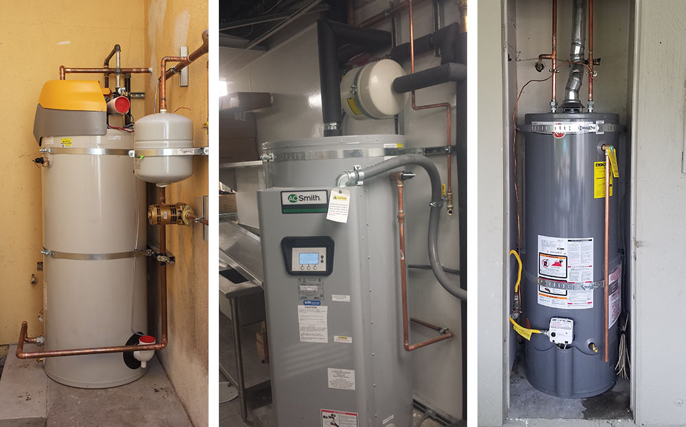 Water Heater Repair and Installation in Huntington Beach CA - DeVinney Plumbing